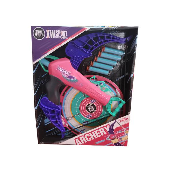 تیر و کمان اسباب بازی مدل XW SPORT کد 6304