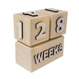 استند رومیزی کودک مدل گاه شمار کد MKids35H