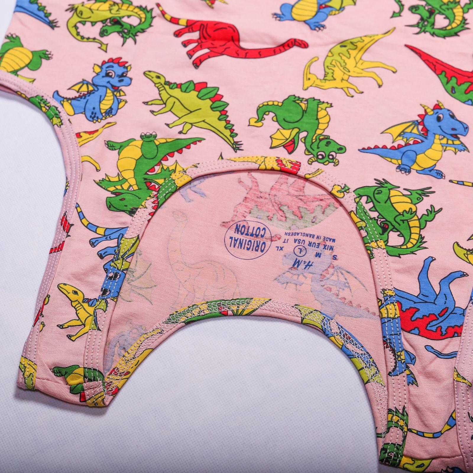پیراهن زنانه اچ اند ام مدل PNA07SER -  - 4