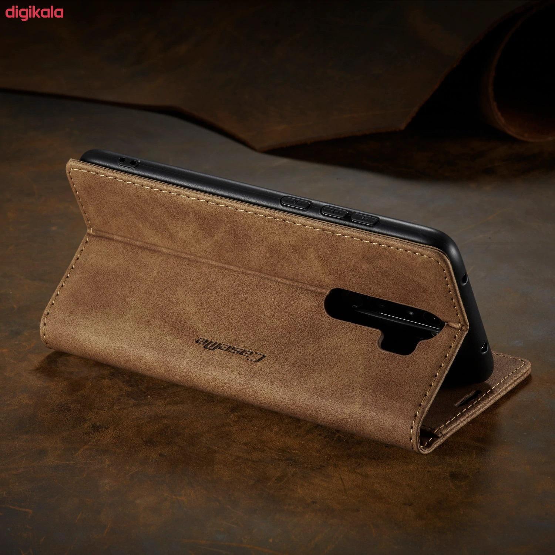 کیف کلاسوری کیس می مدل Vintage-013 مناسب برای گوشی موبایل شیائومی Redmi Note 8 Pro main 1 19