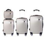 مجموعه چهار عددی چمدان اسپرت من مدل NS001 thumb