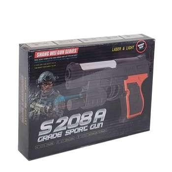 تفنگ بازی کد s208a