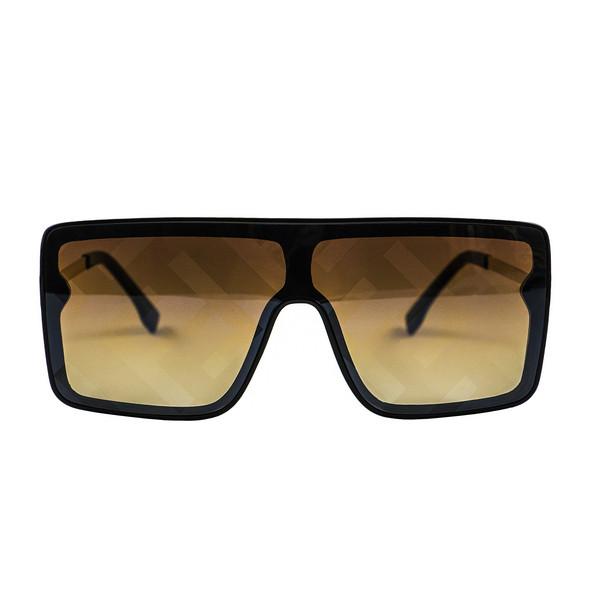 عینک آفتابی فندی مدل 6654 COL.3 66-18 142