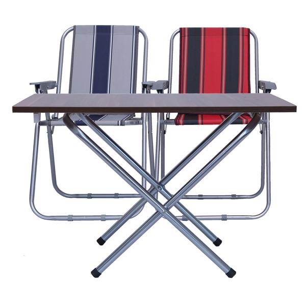 میز و صندلی سفری مدل somi