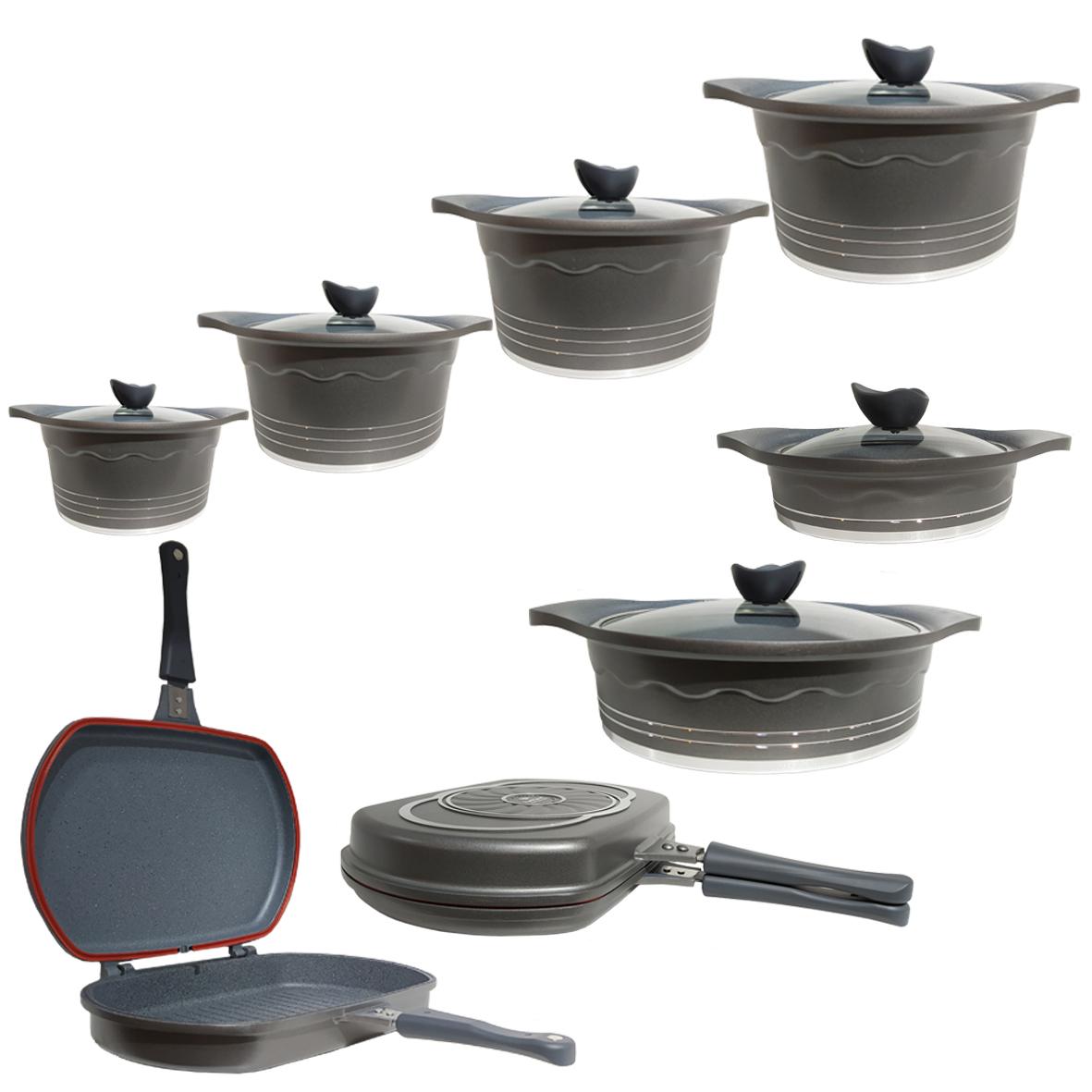 سرویس پخت و پز 14 پارچه راکلند مدل 14001
