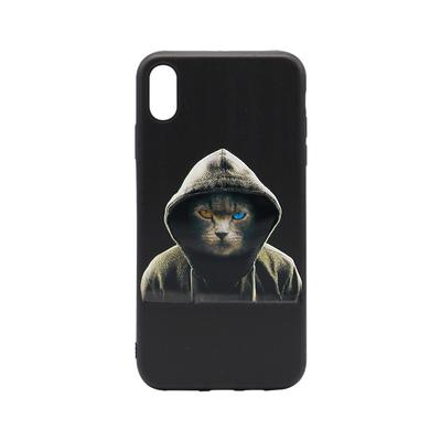 کاور طرح گربه کد A271158 مناسب برای گوشی موبایل اپل IPhone Xs Max