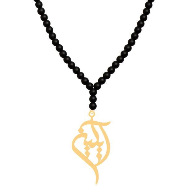 گردنبند طلا 18 عیار زنانه عدنان مدل آیلین EW7458