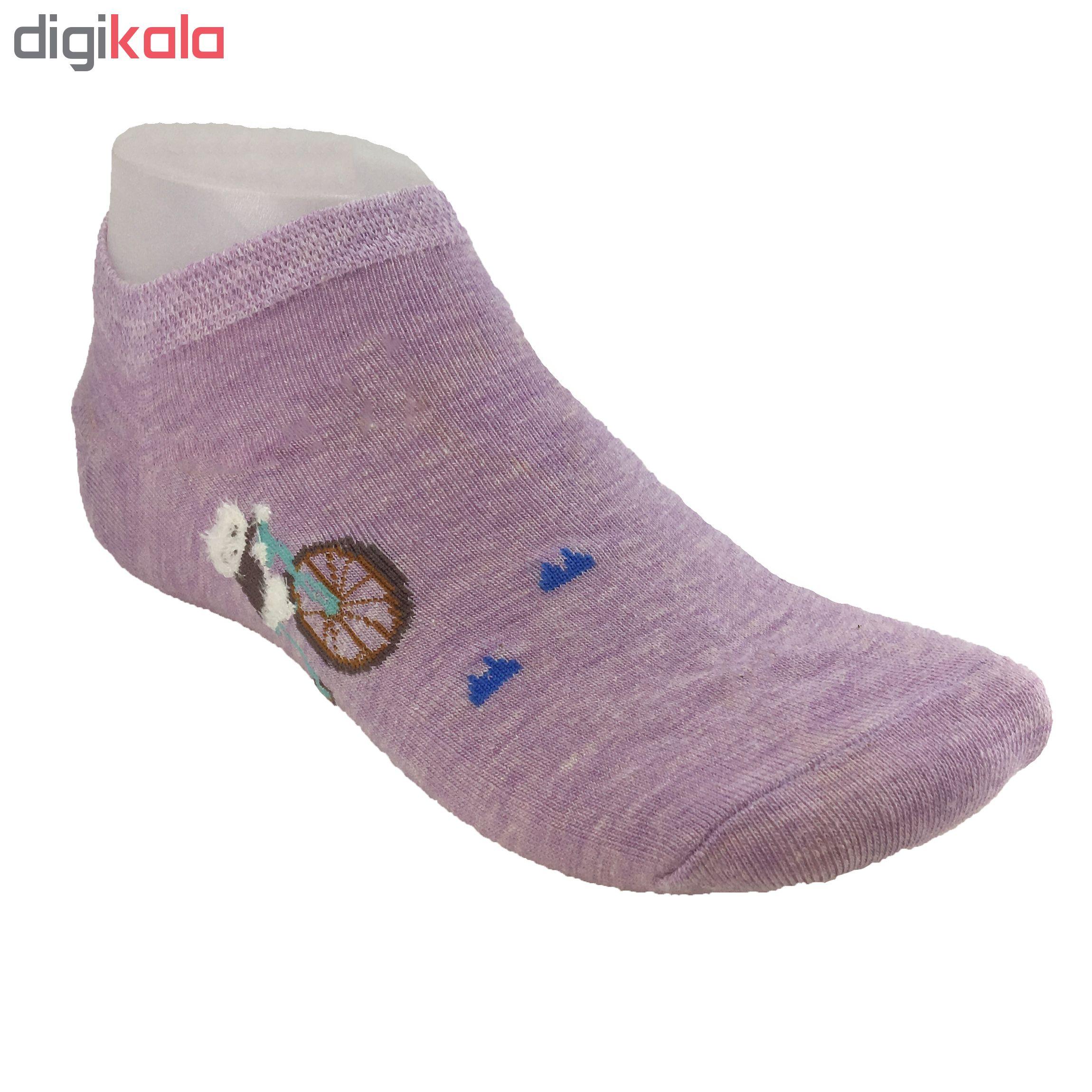 جوراب و ساق زنانه