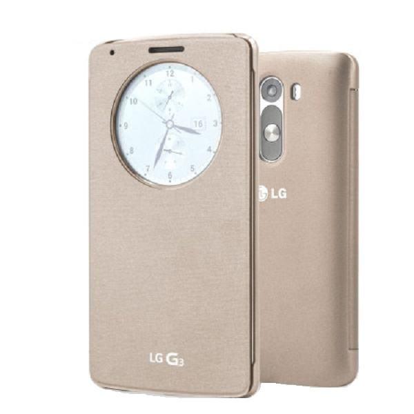 کیف کلاسوری ال جی مدل S-VIEW مناسب برای گوشی موبایل ال جی G3