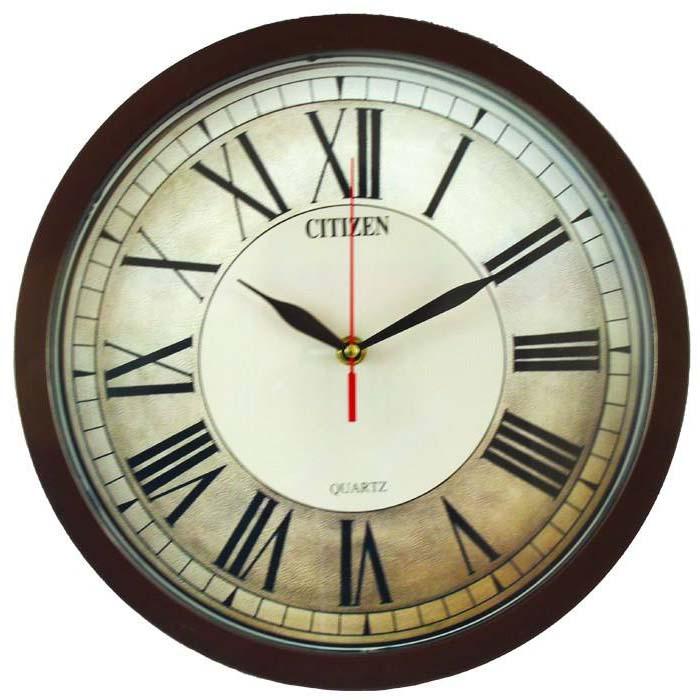قیمت خرید ساعت دیواری طرح رومی کد 41485967 اورجینال