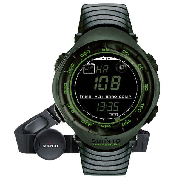 ساعت مچی دیجیتالی سونتو مدل Vector HR Dark Green SS018730000