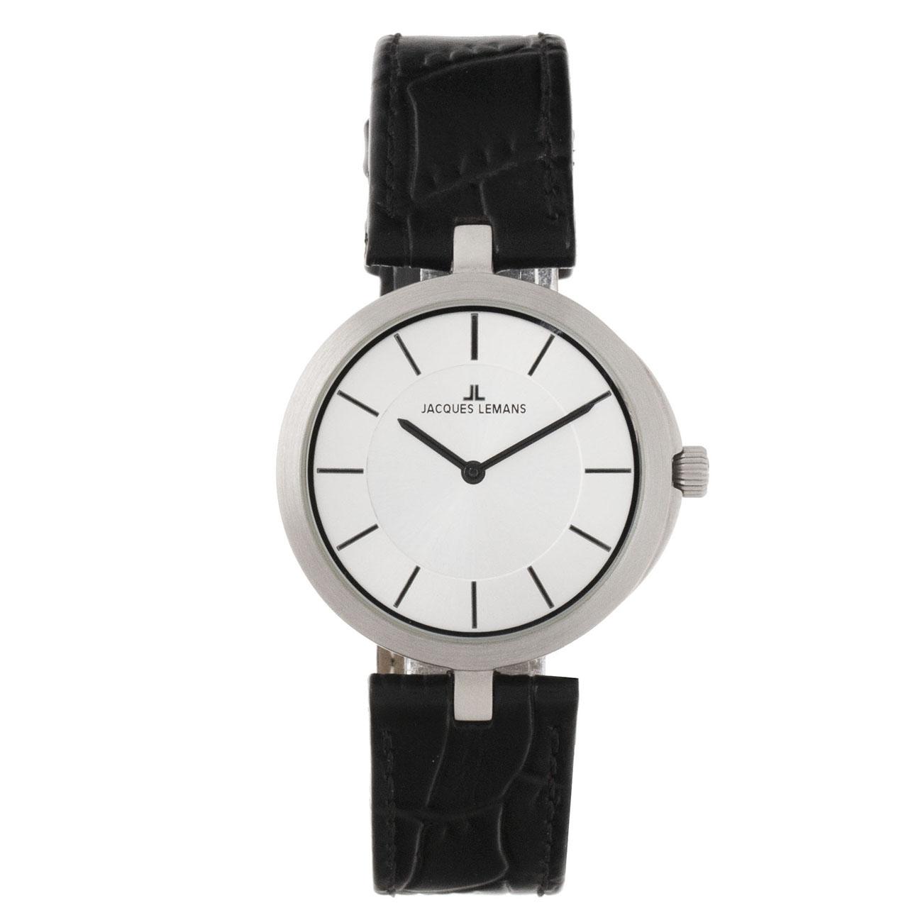 ساعت مچی عقربه ای مردانه ژاک لمن مدل 1-1663B