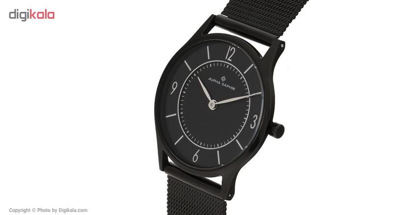 ساعت مچی عقربه ای زنانه آلفا سفیر مدل 336J