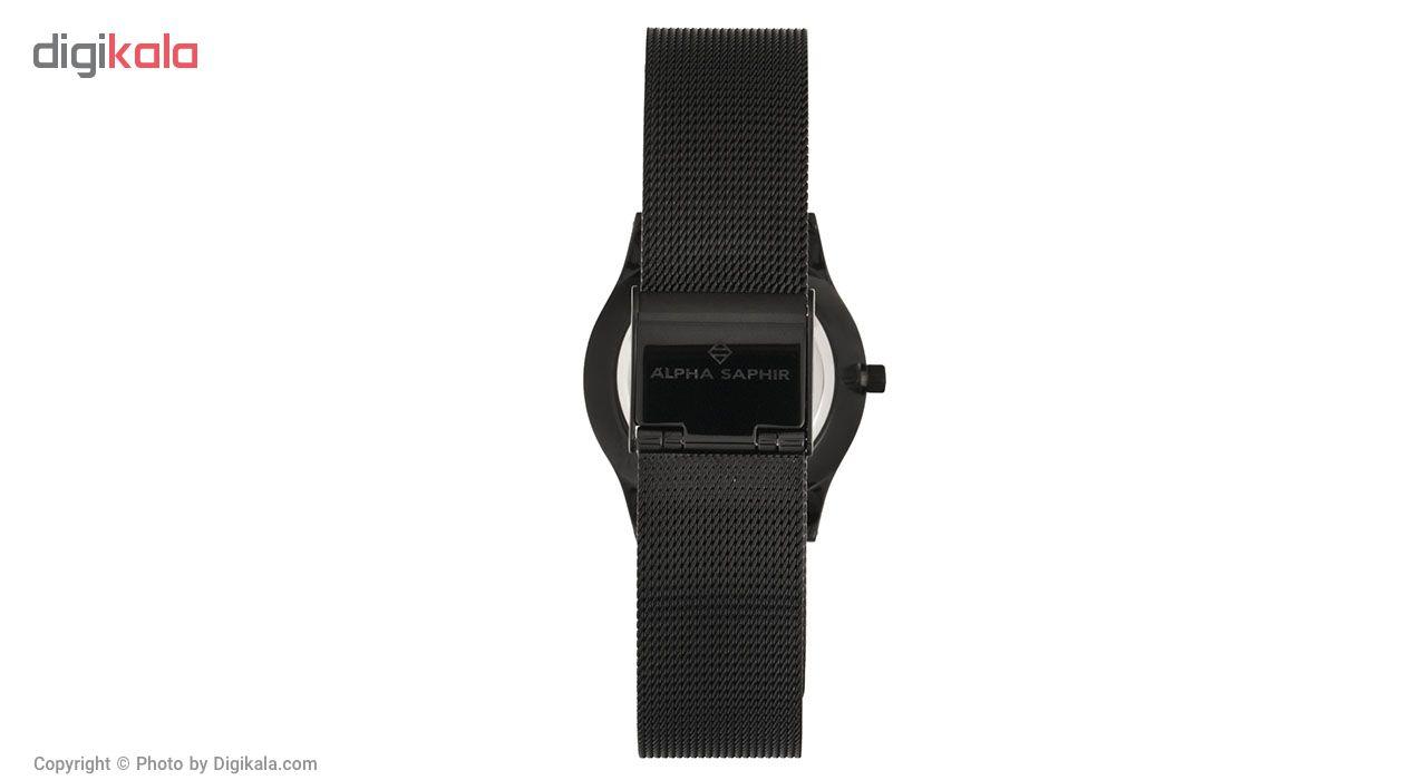 کد تخفیف                                      ساعت مچی عقربه ای زنانه آلفا سفیر مدل 336J