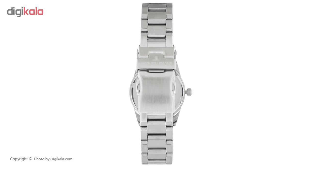 کد تخفیف                                      ساعت مچی عقربه ای زنانه ژاک لمن مدل 1-1811B