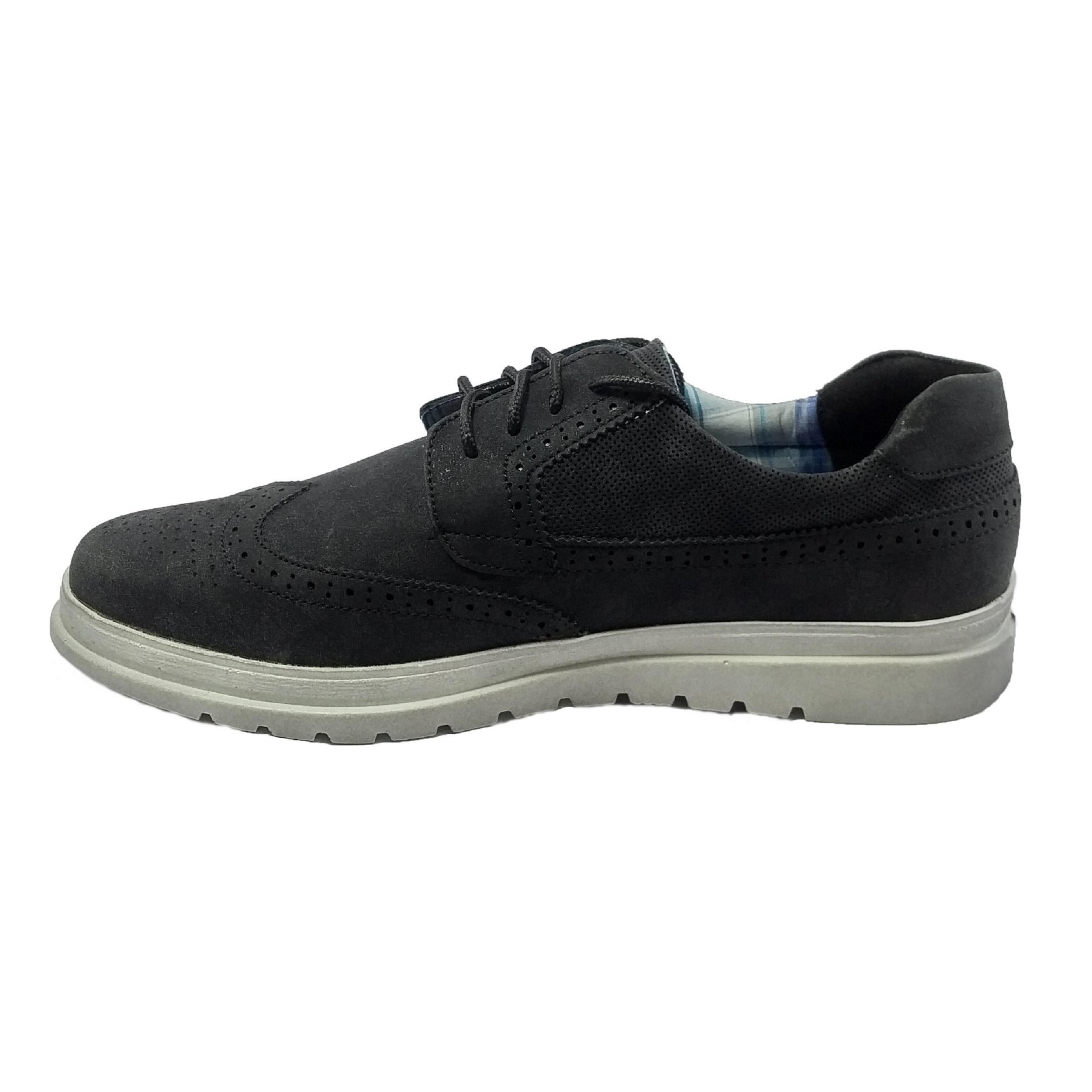 کفش مردانه مدل کارنگ کد AHA03-1