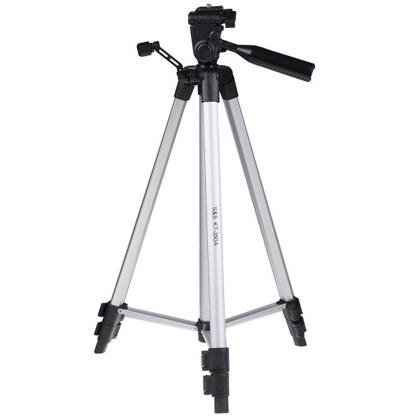 سه پایه دوربین اس اند اس مدل KT-350A