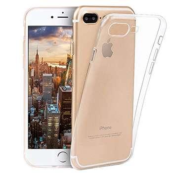 کاور ژله ای مدل Clear tpu مناسب برای گوشی موبایل اپل آیفون 7/8Plus