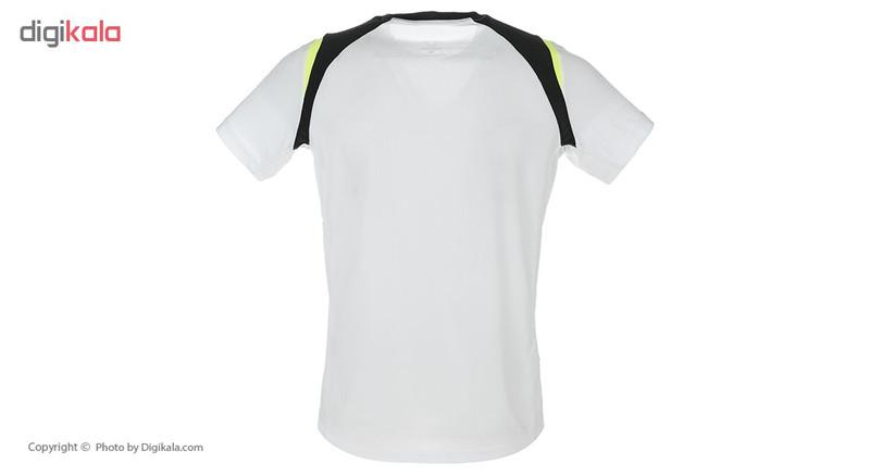 تی شرت ورزشی مردانه بیلسی مدل 71E1319-DRY-BEYAZ