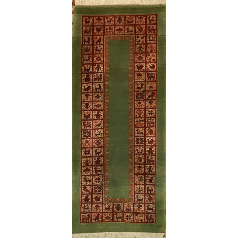 فرش دستبافت یک متری کد 110220