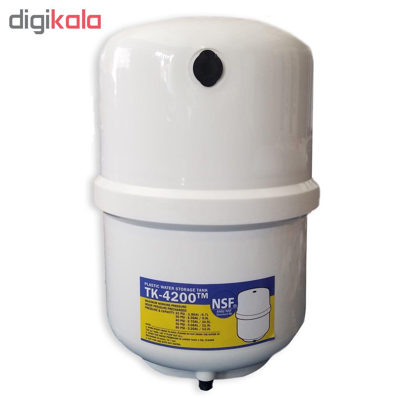 دستگاه تصفیه کننده آب آرتک پیور مدل RO_H840