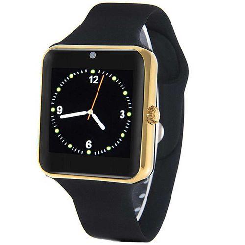 ساعت هوشمند مدل Q7sp همراه محافظ صفحه نمایش شیدتگ