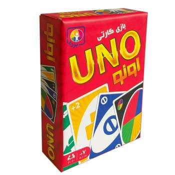 بازی فکری اونو بردیا مدل UNO |