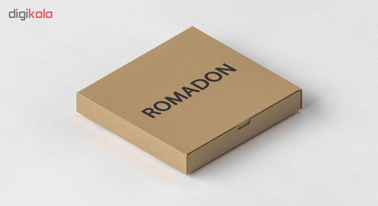 استیکر برجسته رومادون طرح ستاره کد4033 بسته 15 عددی