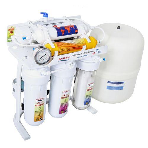 تصفیه کننده آب خانگی سافت واتر مدل SOFT WATER-RO6-97B5