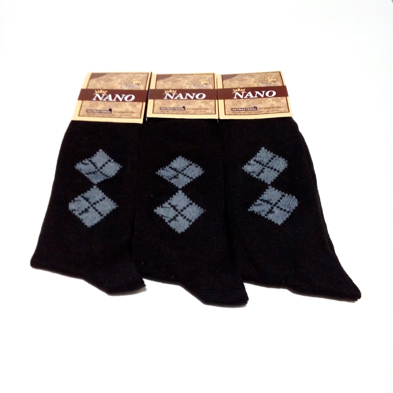 جوراب مردانه مدل نانو کد p10 مجموعه ۳ عددی |