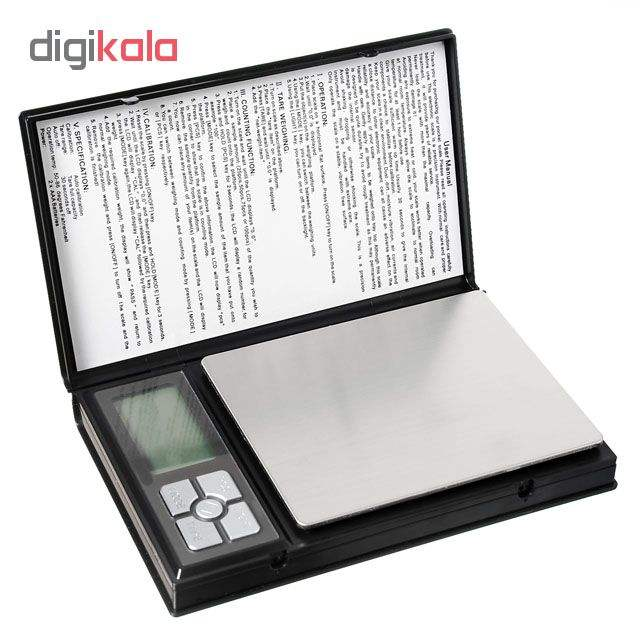 ترازو دیجیتال کانستانت مدل 14192  main 1 5