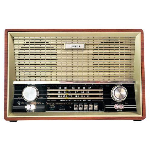 رادیو توینس مدل HM-1490BT