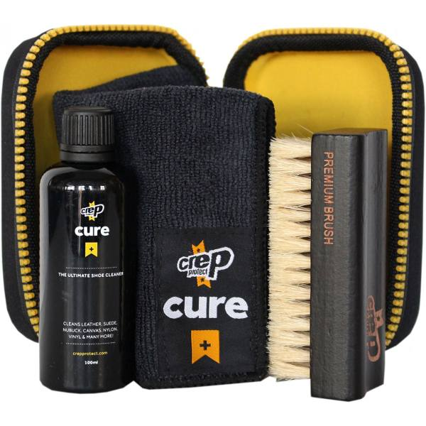مجموعه تمیز کننده کفش کرپ مدل Protect Cure