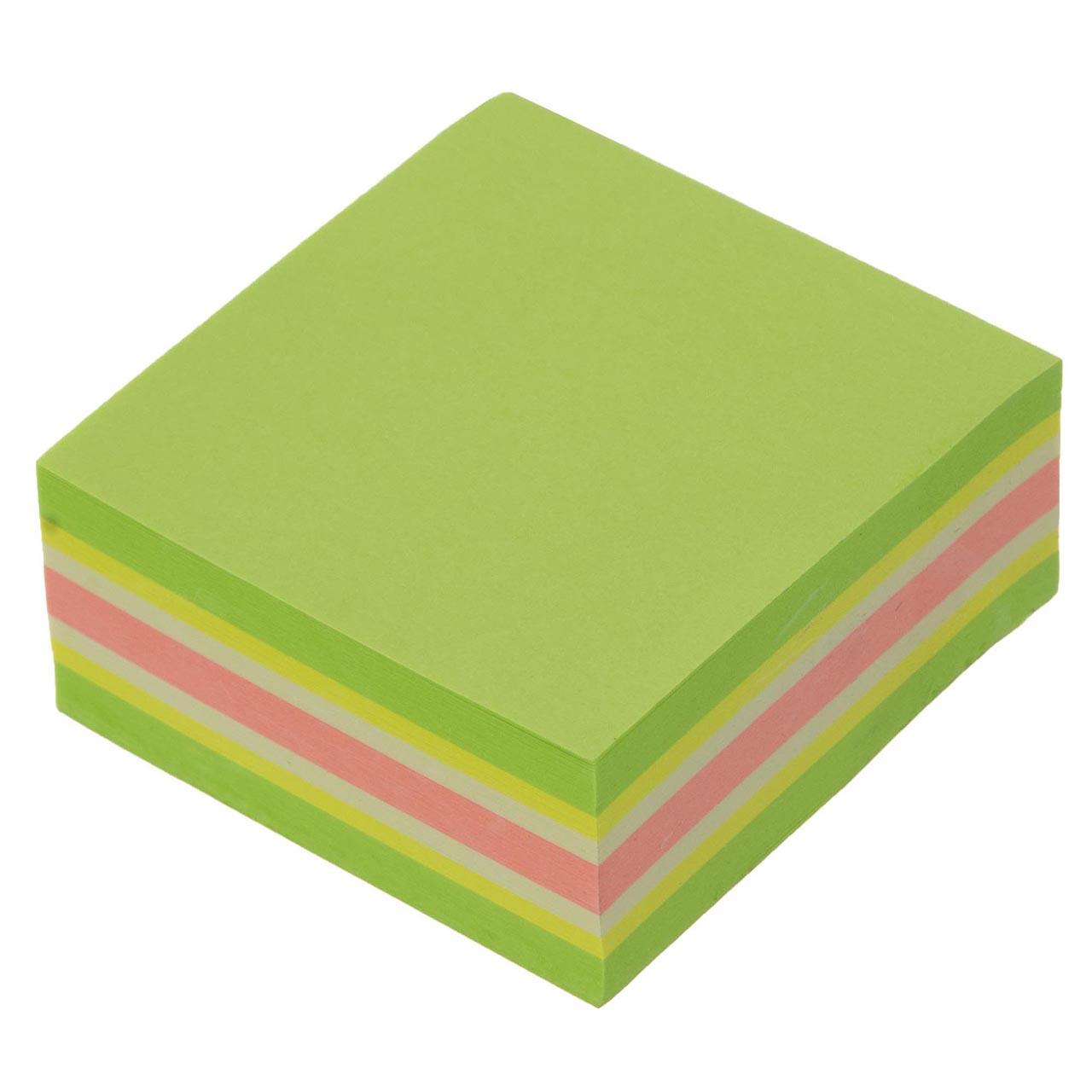 کاغذ یادداشت چسب دار هوپکس کد 21534 بسته 250 عددی