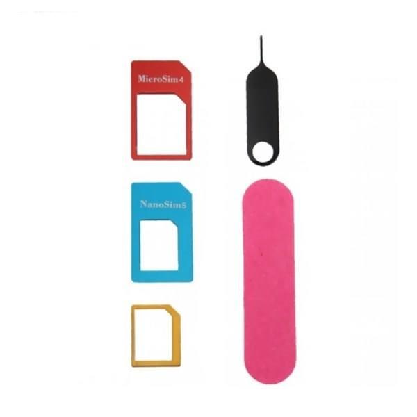 تبدیل سیم کارت های نانو و میکرو به استاندارد مدل NANO SIM