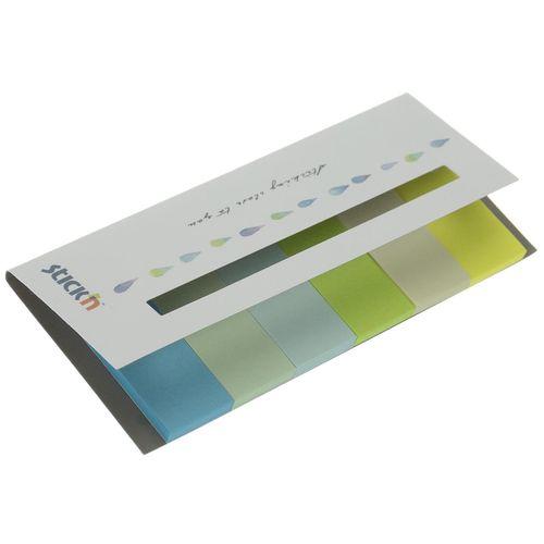 کاغذ یادداشت چسب دار هوپکس کد 21596 بسته 180 عددی