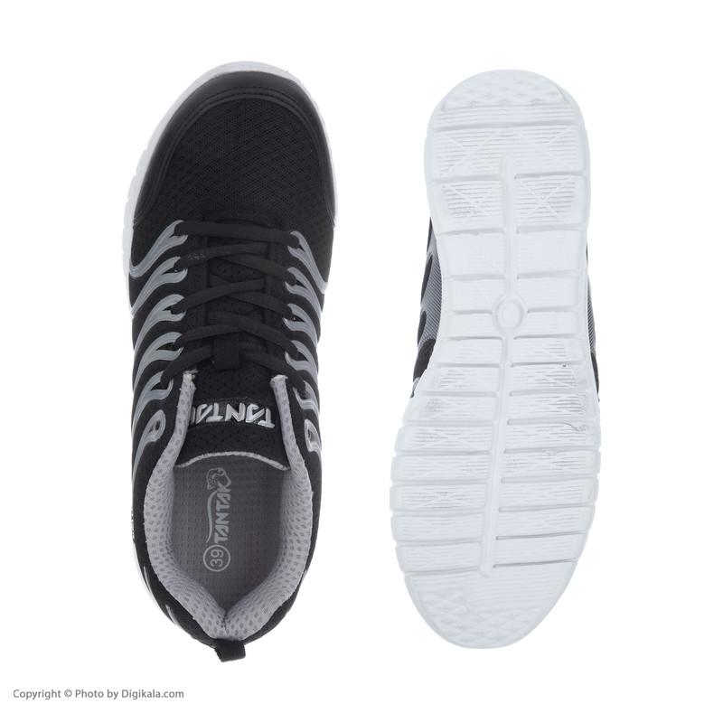 کفش پیاده روی تن تاک مدل هیرو کد 030 رنگ مشکی