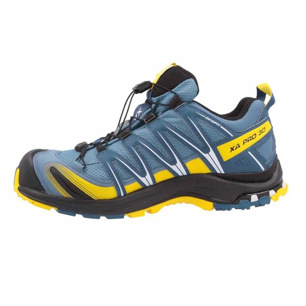 خرید                     کفش مخصوص پیاده روی مردانه سالومون مدل 409759