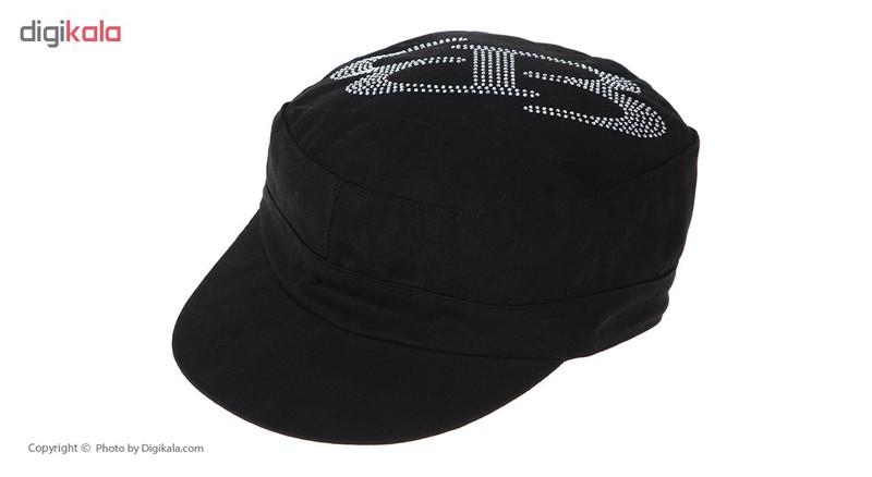 کلاه کپ زنانه بیلسی مدل 11Y0034-GB-SIYAH