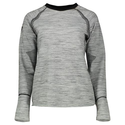 تی شرت ورزشی زنانه بیلسی مدل TB17WU11W2827-1-GRI MELANJ