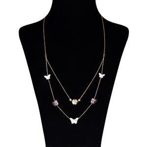 گردنبند طلا 18 عیار زنانه مایا ماهک مدل MM0875