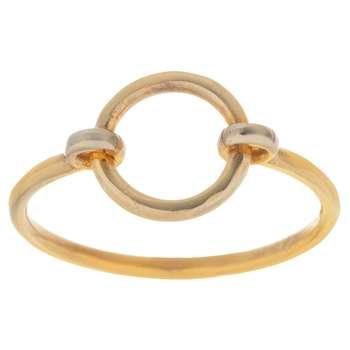 انگشتر طلا 18 عیار مایا ماهک کد MR0287