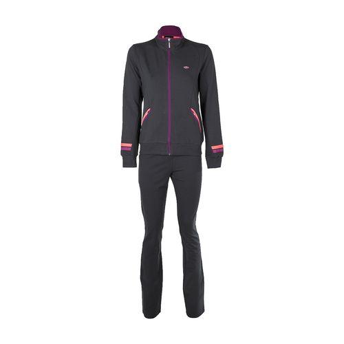 ست سویشرت و شلوار ورزشی زنانه بیلسی مدل 15Y7033-2IP-K.GRI-K.GRI