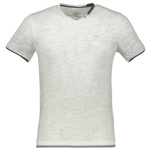 تی شرت مردانه بیلسی مدل 61M9501-DE-BEYAZ