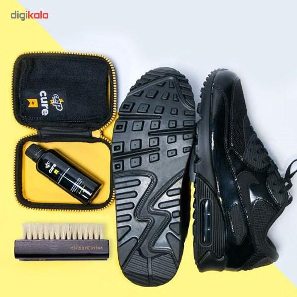 مجموعه تمیز کننده کفش کرپ مدل Protect Cure - کرپ پروتکت -  - 3