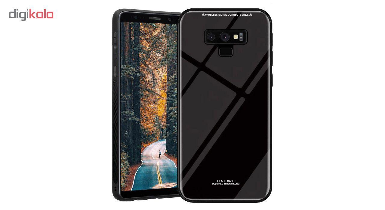 کاور مای کالرز مدل Glass Case مناسب برای گوشی موبایل سامسونگ Galaxy Note 9 main 1 1