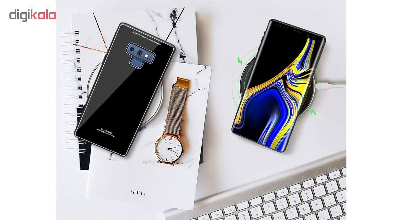 کاور مای کالرز مدل Glass Case مناسب برای گوشی موبایل سامسونگ Galaxy Note 9 main 1 2