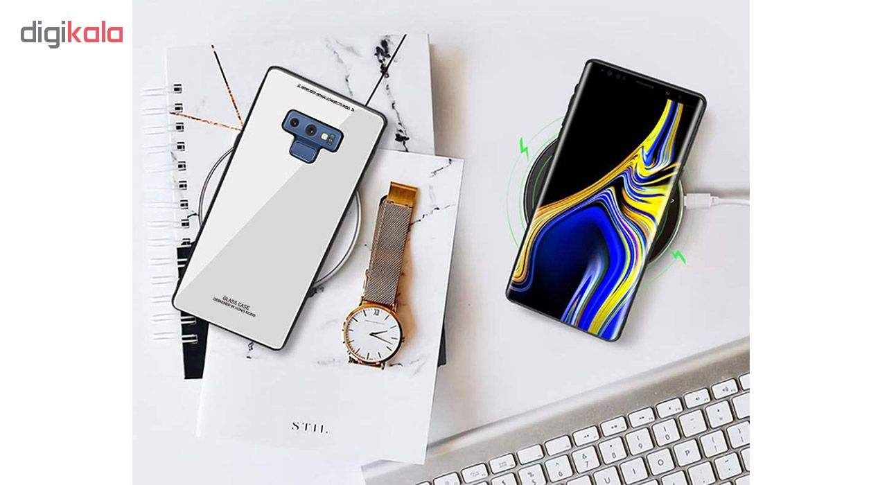 کاور مای کالرز مدل Glass Case مناسب برای گوشی موبایل سامسونگ Galaxy Note 9 main 1 3
