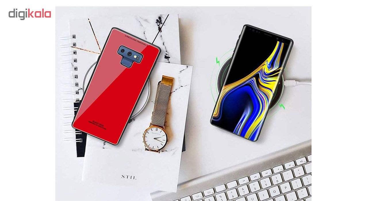 کاور مای کالرز مدل Glass Case مناسب برای گوشی موبایل سامسونگ Galaxy Note 9 main 1 4