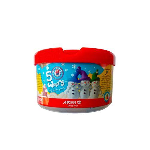 خمیر بازی 5 رنگ آریا مدل Ar1062
